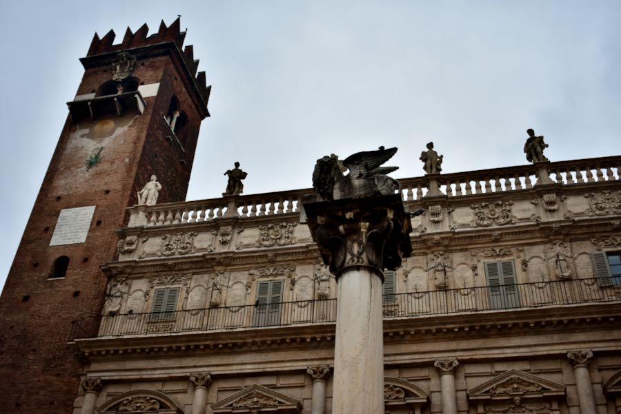 Cosa vedere a Verona e dintorni: Palazzo Maffei Verona