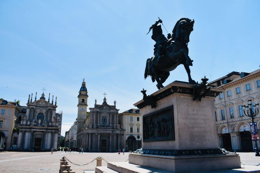 Cosa vedere a Torino | Piazza San Carlo