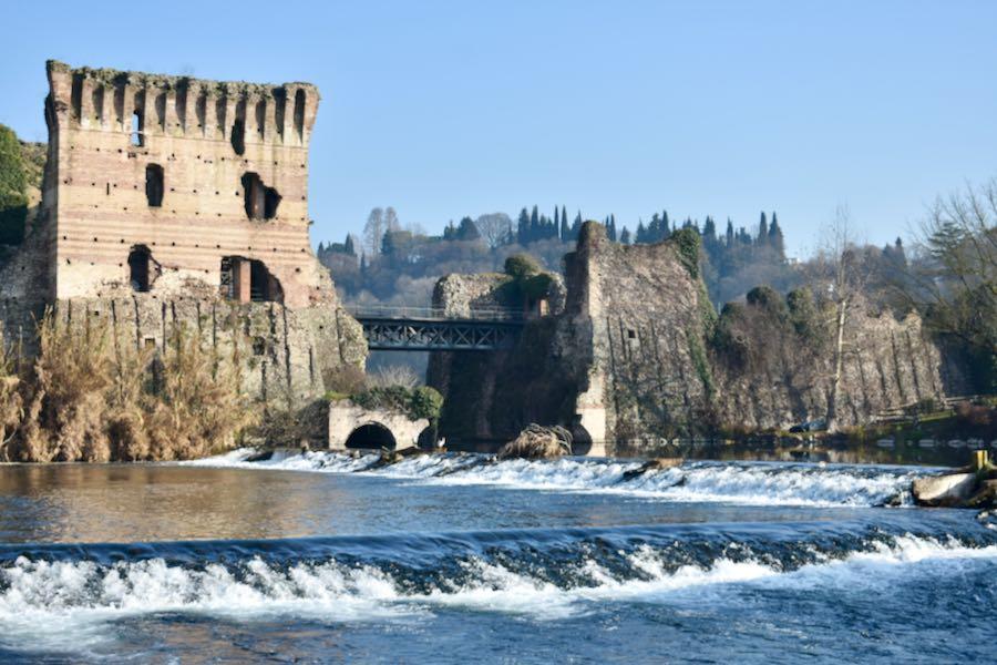 Cosa vedere a Verona e dintorni: Ponte Visconte Borghetto Sul Mincio