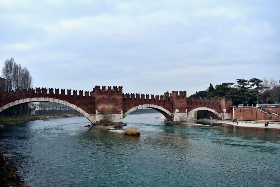 Cosa vedere a Verona e dintorni: Ponte di Castelvecchio Verona