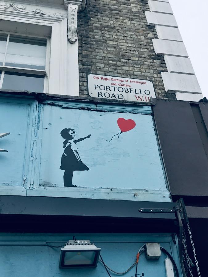 Cosa vedere a Londra: Portobello Road
