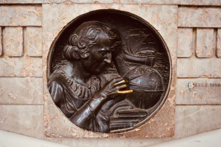 Statua Cristoforo Colombo | Cosa vedere a Torino