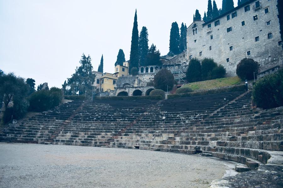 Cosa vedere a Verona e dintorni: Teatro Romano Verona