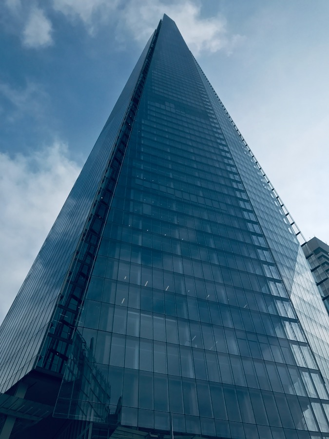 Cosa vedere a Londra: The Shard