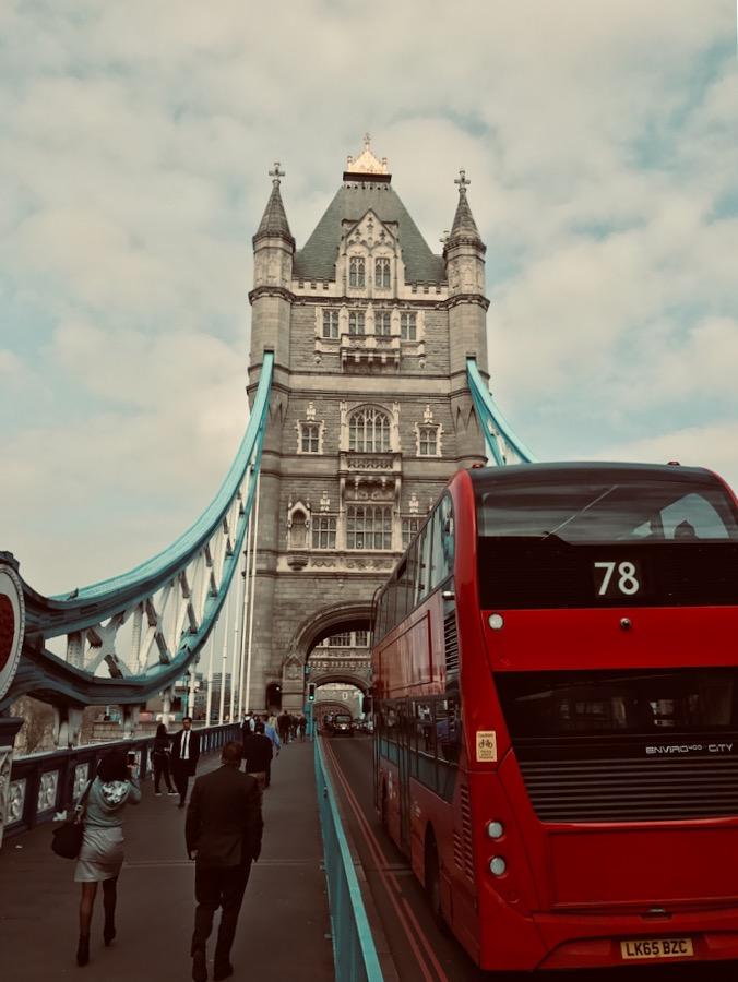 Cosa vedere a Londra: Tower Bridge