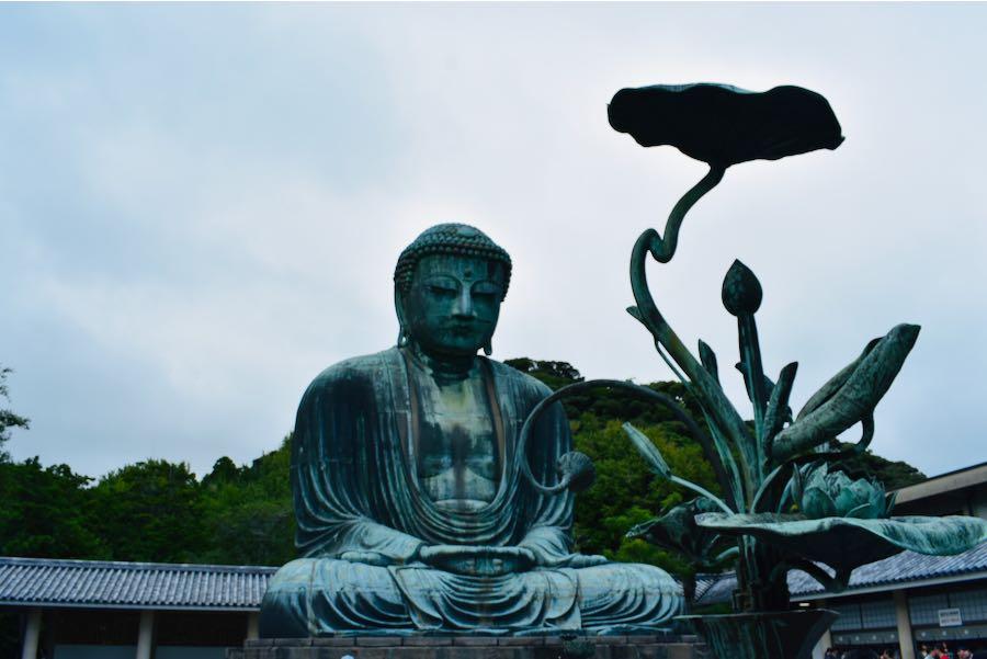 Giappone cosa vedere: Buddha Daibutsu Kamakura