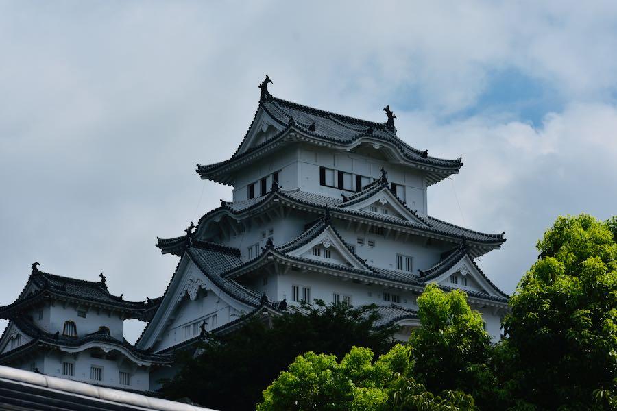 Giappone cosa vedere: Castello di Himeji