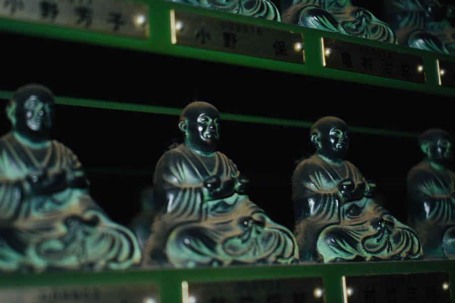 Koyasan Giappone: Cimitero Okunoin