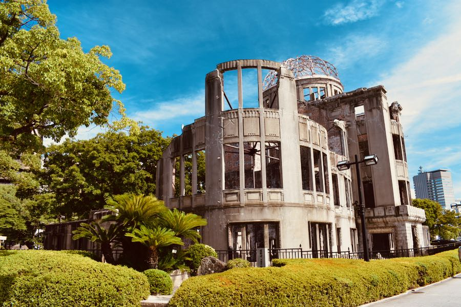 Giappone cosa vedere: Cupola della Bomba Atomica Hiroshima