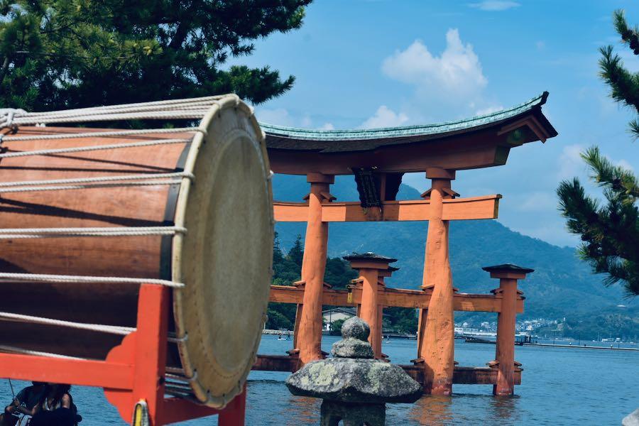 Giappone cosa vedere: Isola di Miyajima