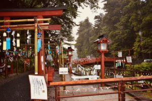 Shinkyo Bridge (Ponte Rosso) | Cosa fare e vedere in Giappone