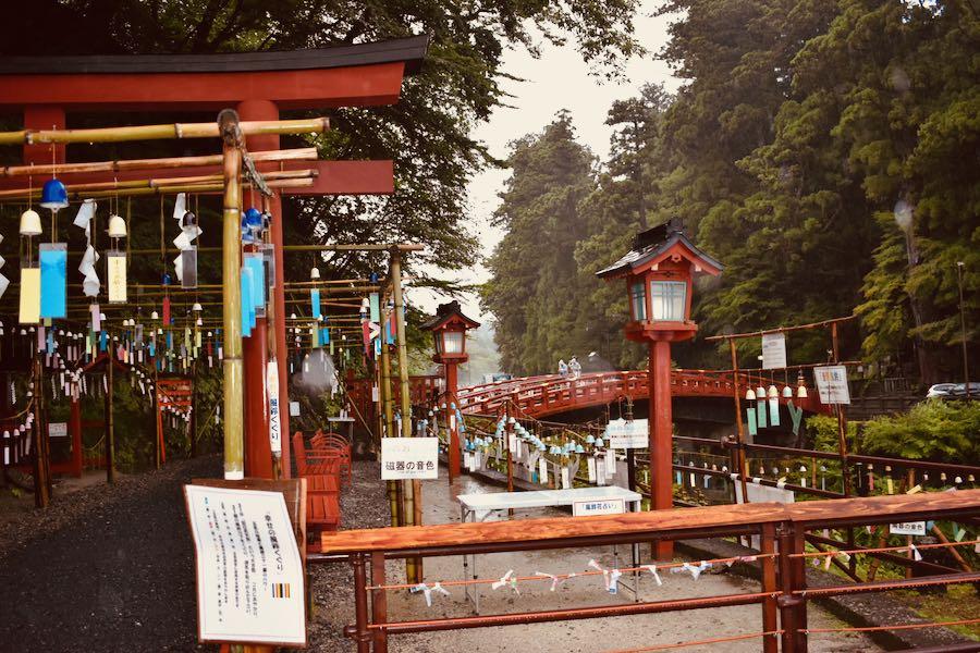 Giappone cosa vedere: Shinkyo Bridge Nikko