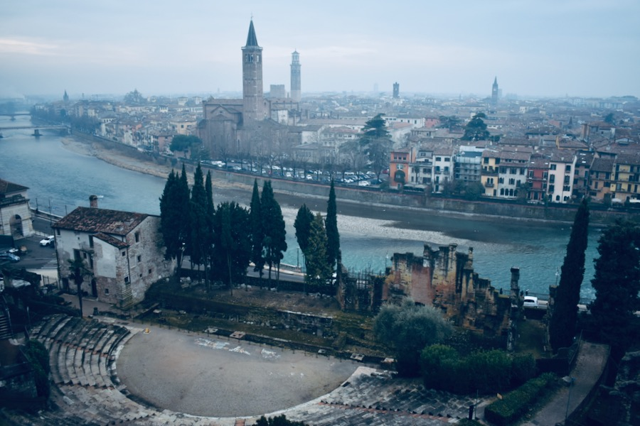 Teatro Romano Verona | Cosa vedere a Verona e dintorni