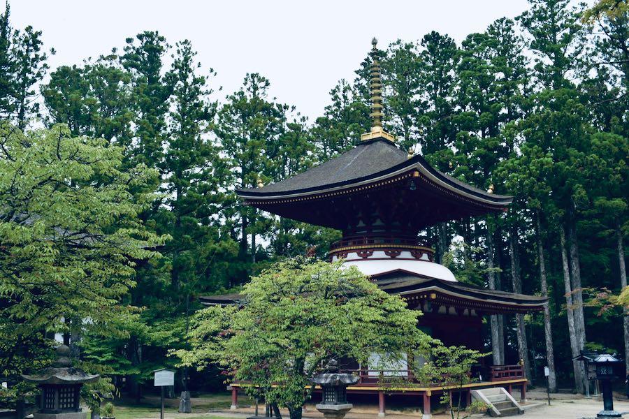 Koyasan Giappone: Tempio Kongōbu-ji