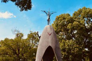 Cosa fare e vedere a Miyajima e Hiroshima: Monumento alla pace dei bambini