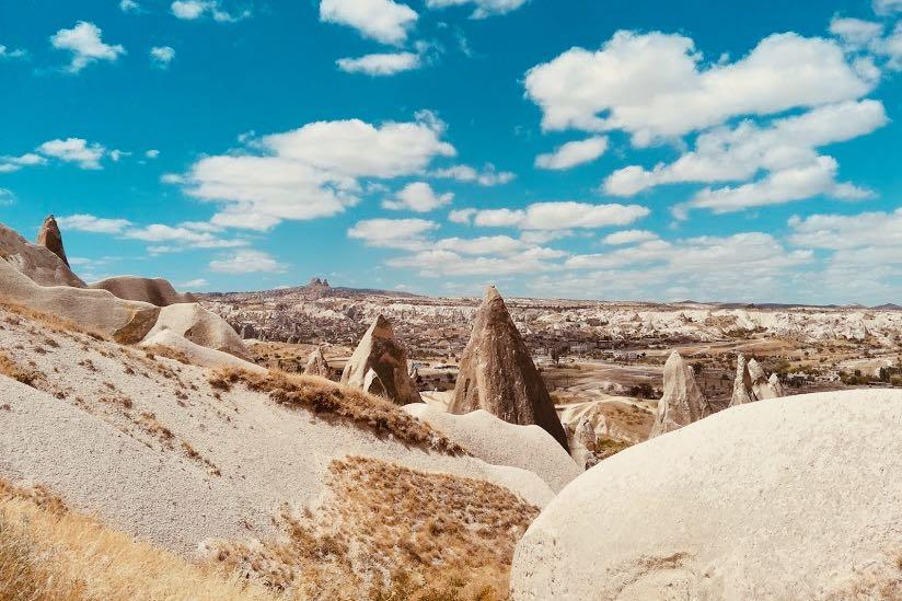 L'Ospite In Valigia: Nicoletta Senti Chi Viaggia Cappadocia Turchia