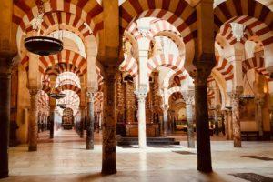 L'Ospite In Valigia: Fabio Tusoperator Mezquita Cordoba Spagna