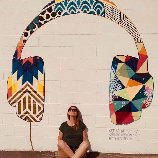 L'Ospite In Valigia: Nicoletta Senti Chi Viaggia Nashville USA