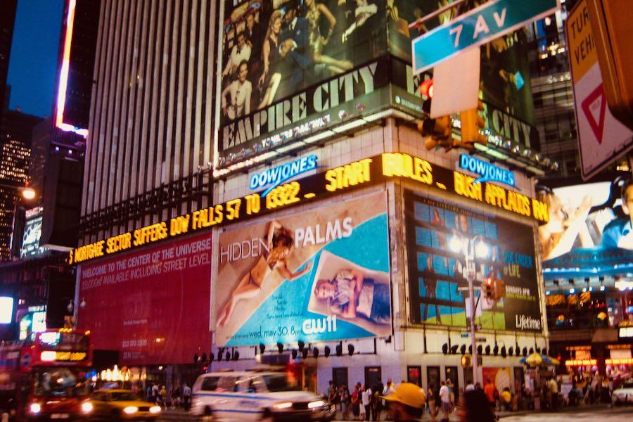 L'Ospite In Valigia: Nicoletta Senti Chi Viaggia New York USA