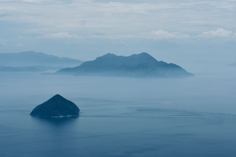 Isola di Miyajima: Monte Misen