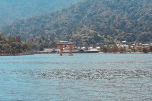 Cosa fare e vedere a Miyajima e Hiroshima: Torii