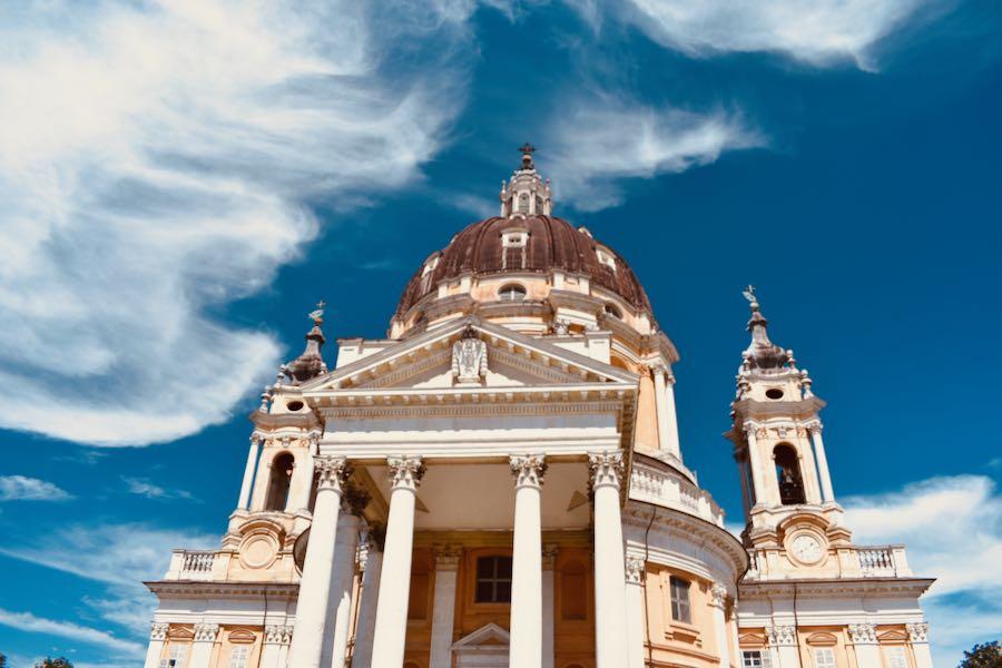 Posti panoramici Torino e dintorni | Basilica Di Superga