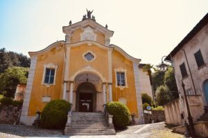 Chiesa Santa Maria Assunta Orta San Giulio | Lago D'Orta