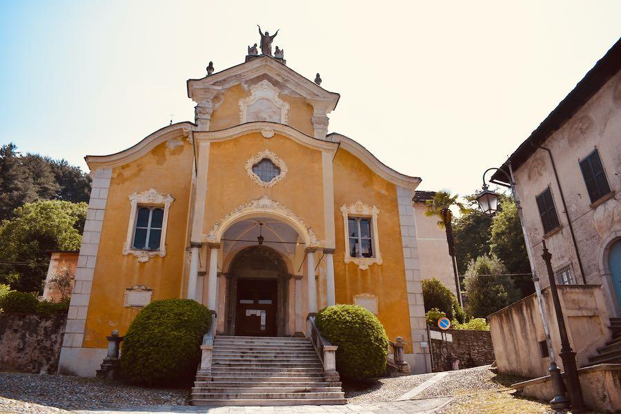 Orta San Giulio | La Chiesa di Santa Maria Assunta
