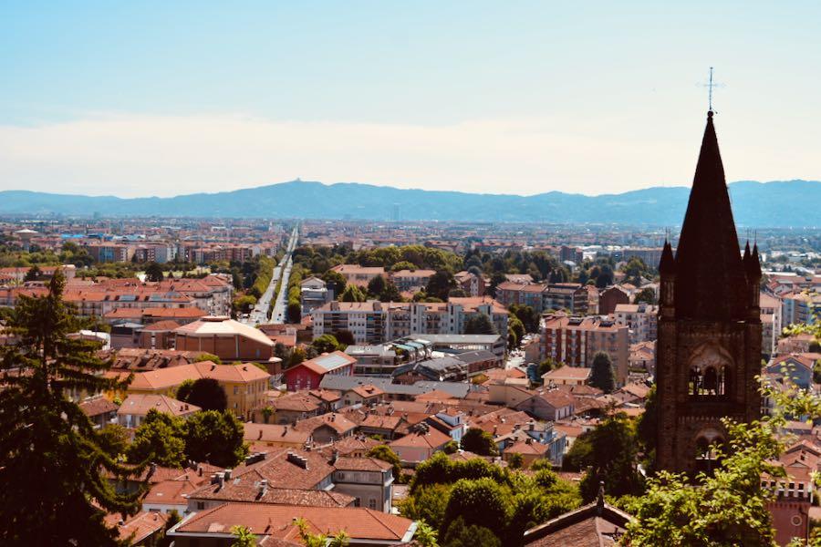 Posti panoramici Torino e dintorni | Castello di Rivoli