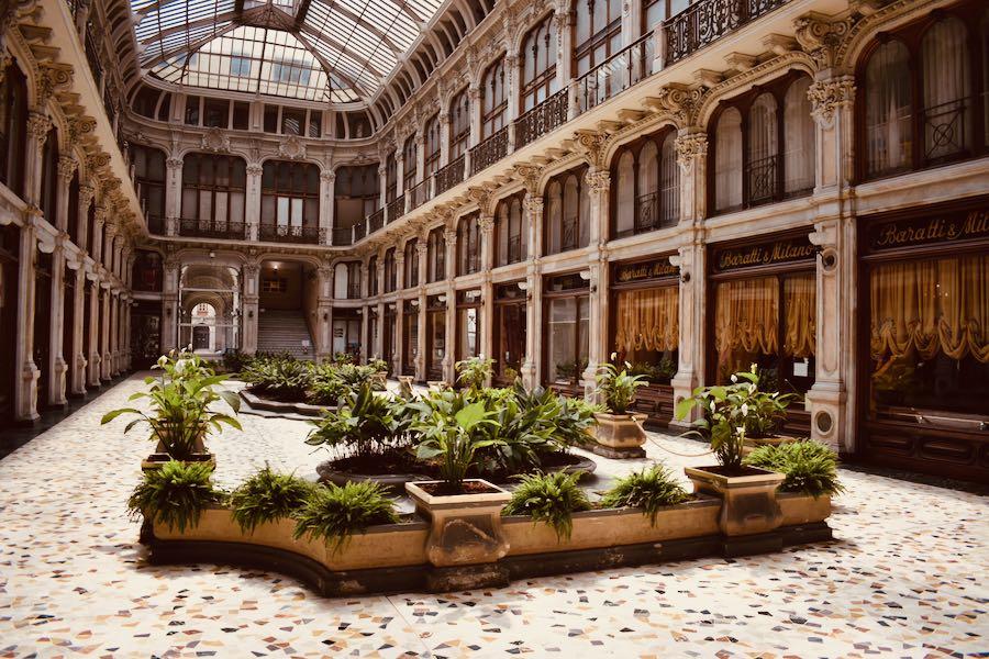 Galleria Subalpina | Cosa vedere a Torino
