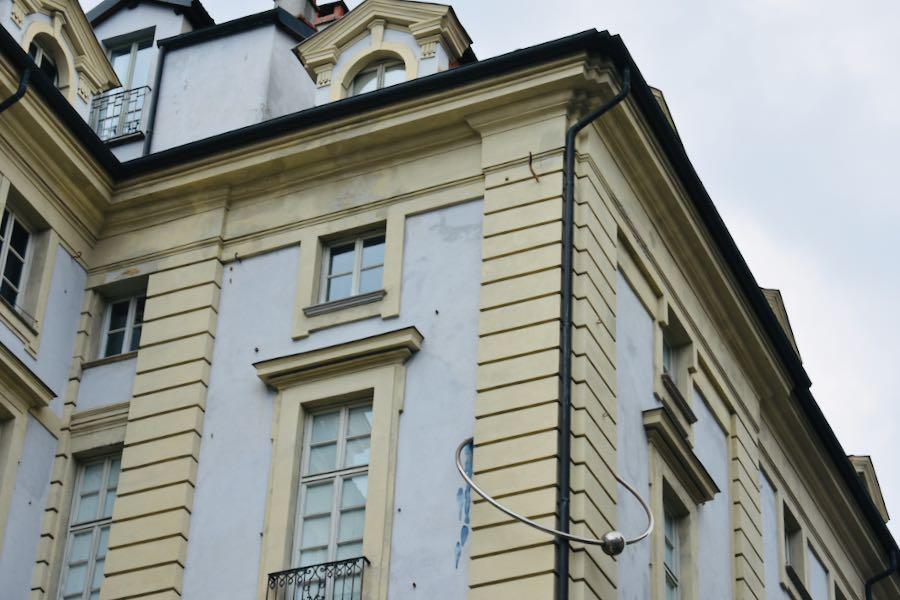 Palazzo col Piercing | Cose da vedere a Torino
