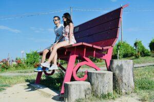 Panchina Gigante 17 - Castelletto | Langhe e Monferrato