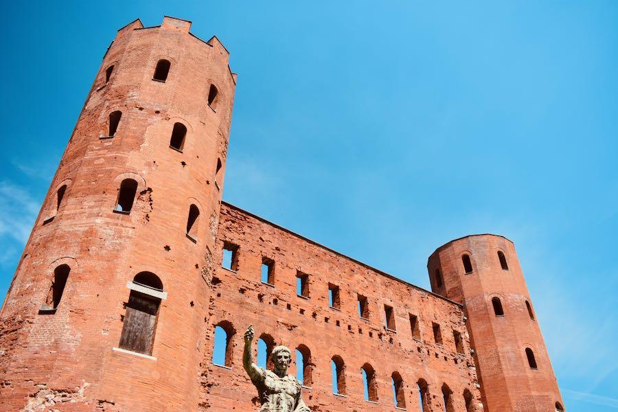 Porta Palatina | Cose da vedere a Torino