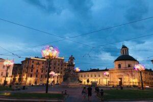 Piazza Carlina | Cose da vedere a Torino
