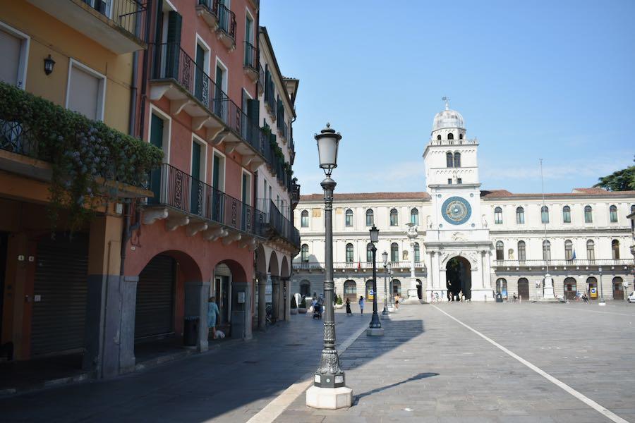 Piazza dei Signori   Cosa vedere a Padova