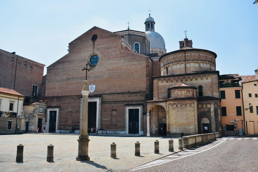 Piazza del Duomo   Cosa vedere a Padova