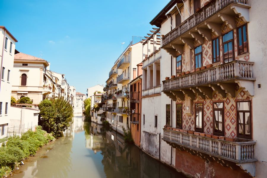 Ponte Gregorio Barbarigo   Cosa vedere a Padova