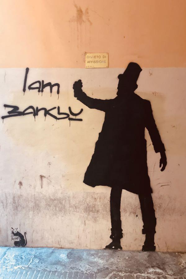 Street Art - Via dei Fabbri   Cosa vedere a Padova