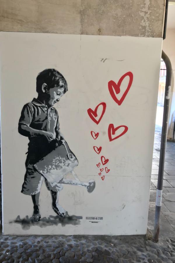 Street Art - Via Roma   Cosa vedere a Padova
