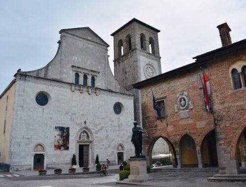 Duomo e Palazzo Municipale | Cividale Del Friuli