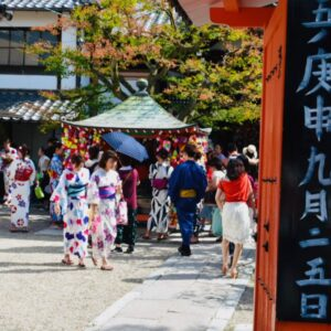 Quartiere Gion - Kyoto | On The Road Giappone