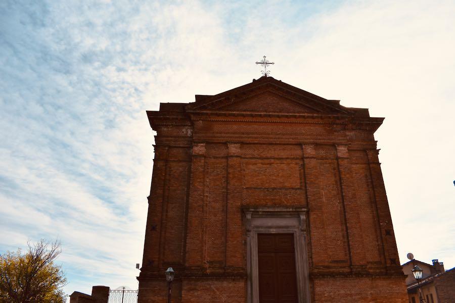 Chiesa Parrocchiale   Cocconato D'Asti