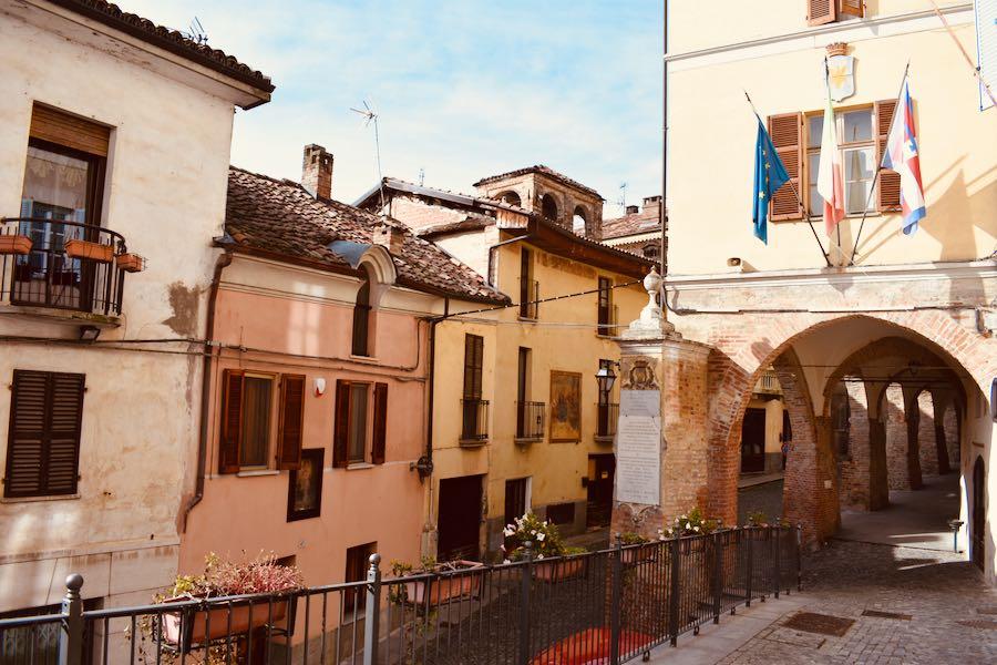 Palazzo Comunale   Cocconato D'Asti