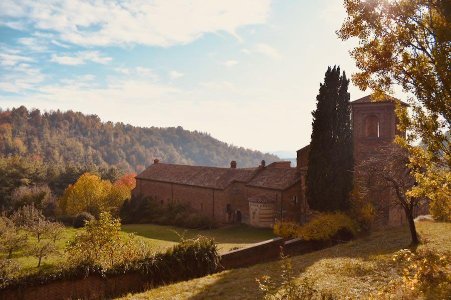 Santa Maria Di Vezzolano   Borghi Monferrato