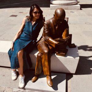 Statua Gabriele D'Annunzio - Trieste | Cosa vedere in Friuli Venezia Giulia