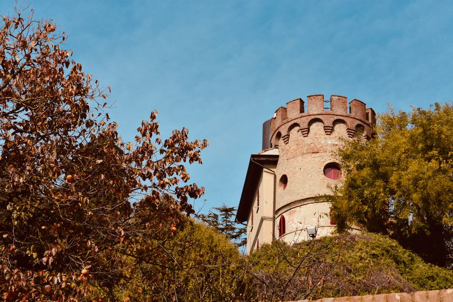 Torre Dei Radicati   Coconato Borghi Monferrato