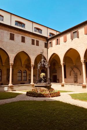 Basilica di Sant'Antonio da Padova - Chiostro del Capitolo | Cosa vedere a Padova