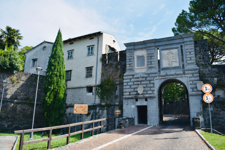 Borgo Castello | Gorizia Cosa Vedere