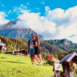 L'Ospite In Valigia: Margherita e Samuele | Borgo Di Coi Val Di Zoldo (Dolomiti Venete)
