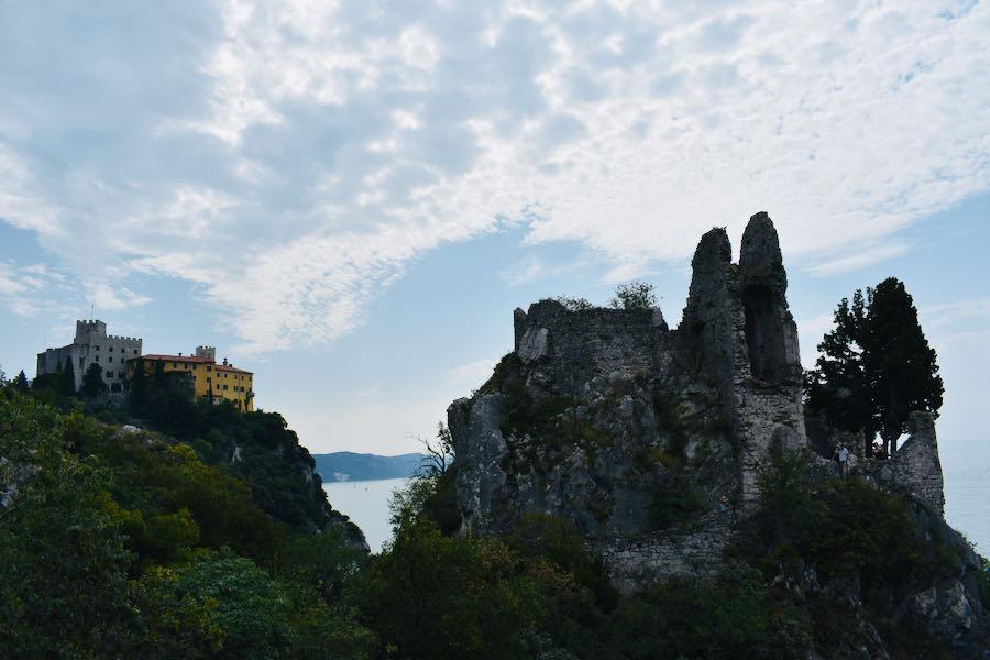 Castello di Duino e Rocca di Castel Vecchio | Friuli Venezia Giulia On The Road